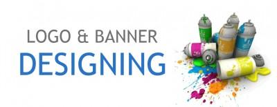 logo design banner