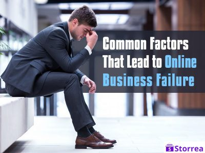 common factors for online business failure