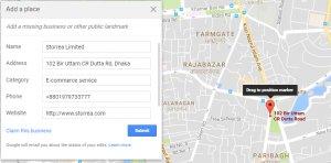 google-map-storrea