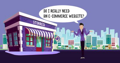 do you need website_storrea