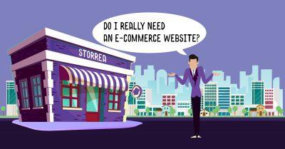 do you need website_storrea